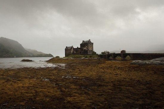 Waterscape Photography, le photographe Akos Major....Beautiful Scottish scenery
