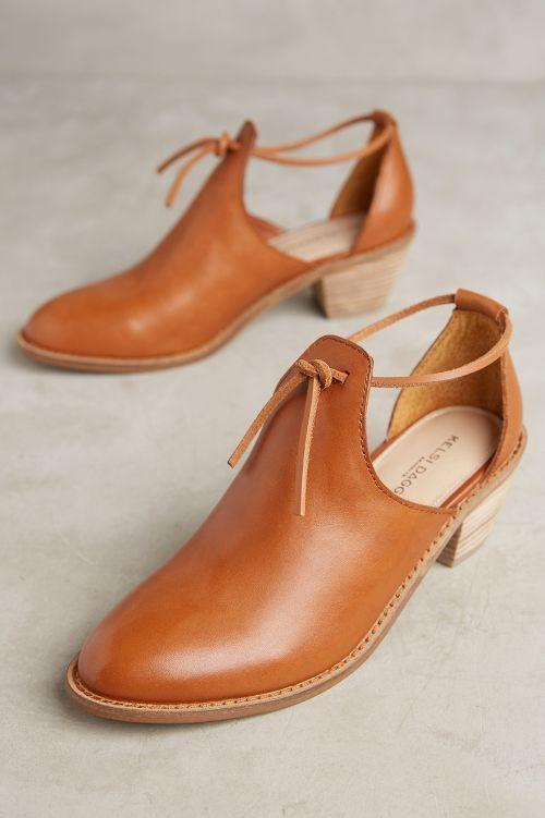 Kelsi Dagger Brooklyn Kalyn ankle boots.