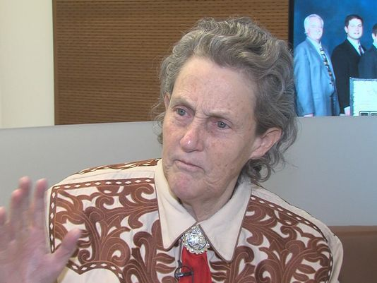 Temple Grandin talks about autism, treatment  Dr. Temple Grandin is an icon in the autism world. The Colorado State University professor is calling attention to the challenges those with autism face.