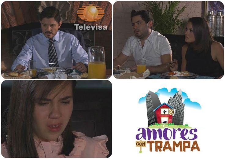 Fotos: ¡Impactantes cambios en Amores con trampa! - Televisa
