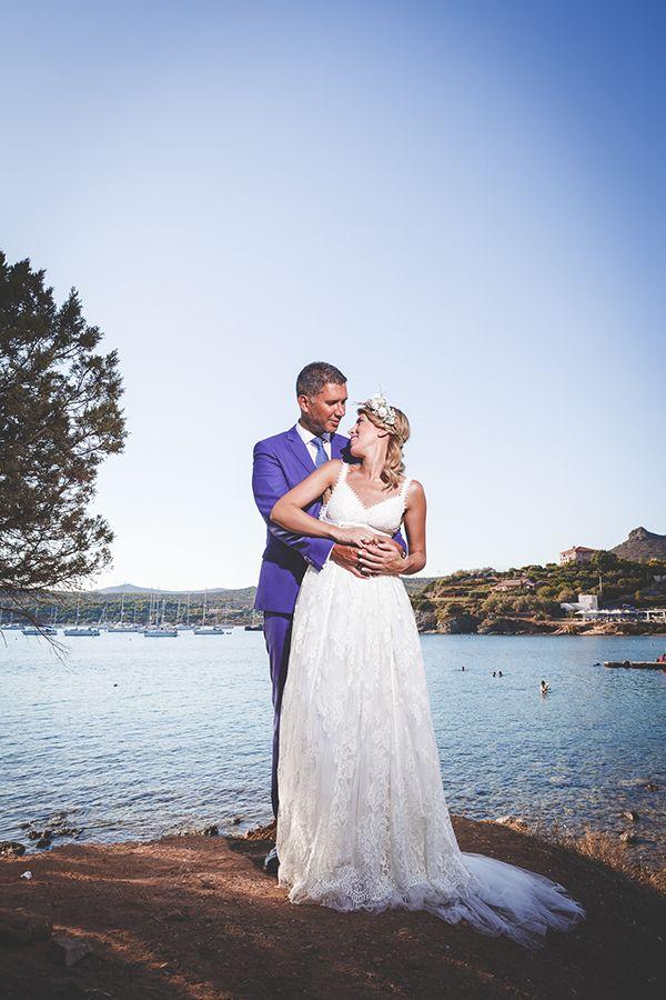 45978efae129 Καλοκαιρινός γάμος με ρομαντικές λεπτομέρειες