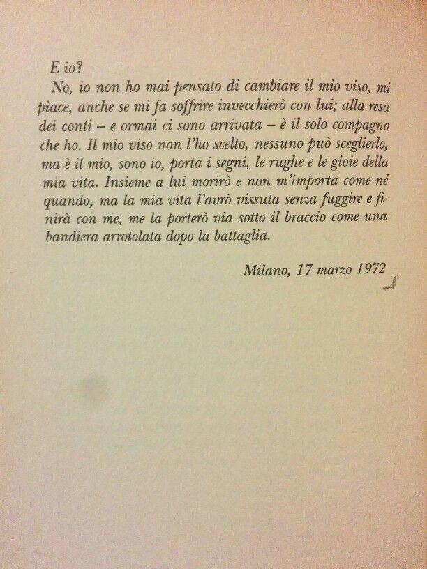 Eugenio Scalfari, La ruga sulla fronte (2)