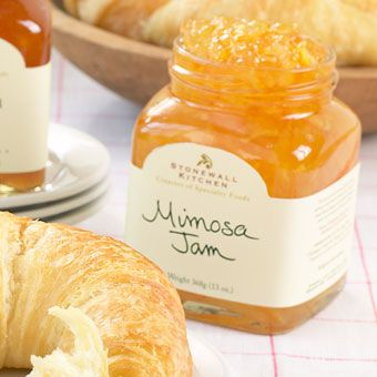 Mimosa Brunch Jam - amazing!!! but so are all of their products.