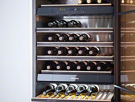 KWT 6322 UG Acondicionador empotrable bajo encimera - Frigoríficos, congeladores, acondicionadores de vino