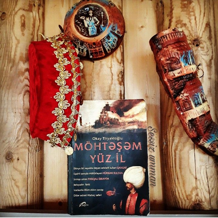 Oxuduqlarim Okay Tiryakioglu Mohtəsəm Yuz Il Coffee Bag Bags Coffee