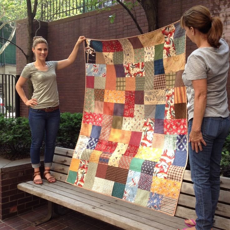"""The Fiber of My Being With Anita Grossman Solomon: """"The Undoing of the Cowboy Quilt"""""""