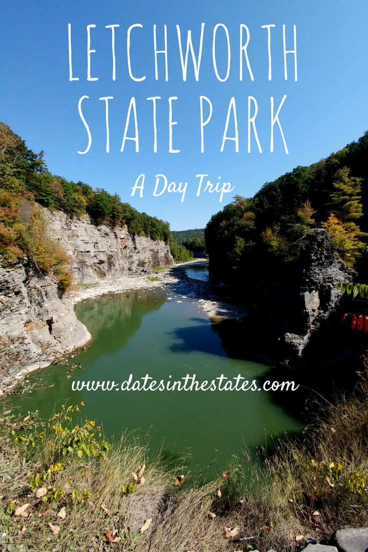 Letchworth State Park - Upstate NY