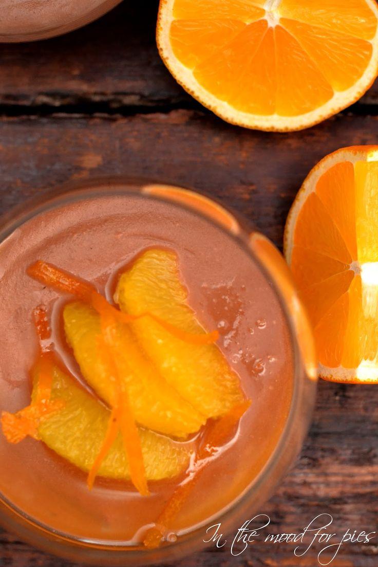 In the mood for...cioccolato e arance