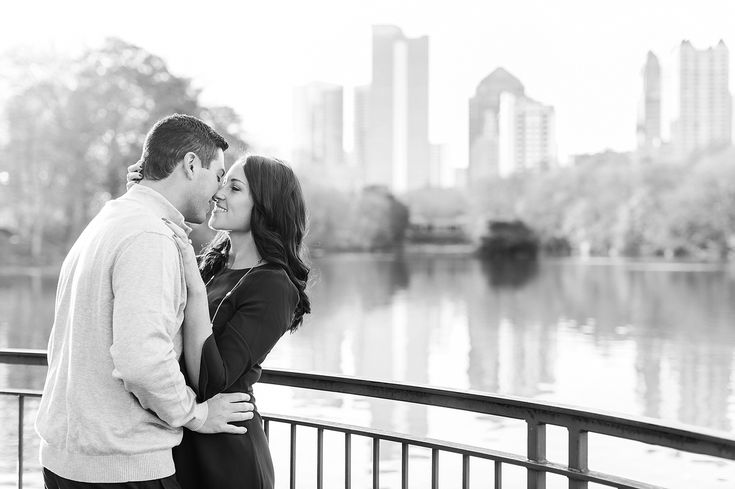 Piedmont Park Engagement Photos | Athens Atlanta Georgia GA Wedding Photographer_0035
