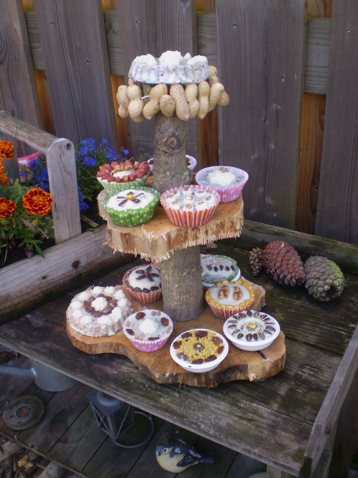 25 beste idee n over vogel decoraties op pinterest for Decoratie cupcakes