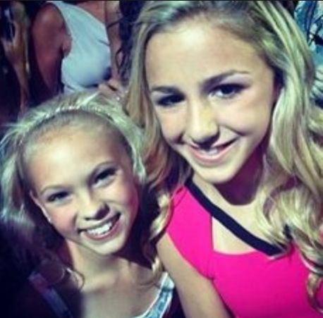 Chloe and Jordyn | Dance moms girls, Jordyn jones, Dance moms