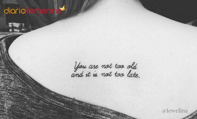 53 Bonitas Frases Cortas Para Tatuajes En Espanol Ingles Y Frances Frases Para Tatuajes Cortas Tatuajes De Frases En Espanol Frases