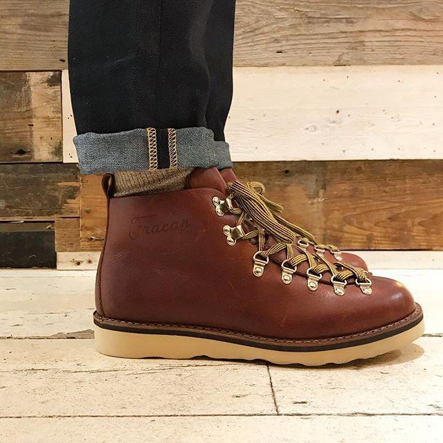 1c082d4cbee Today's SALE picks: Fracap M120 boot now £139.30 worn with Edwin ED ...
