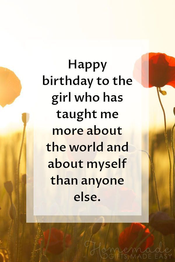 85 Happy Birthday Wishes Fur Tochter Beste Botschaften Zitate