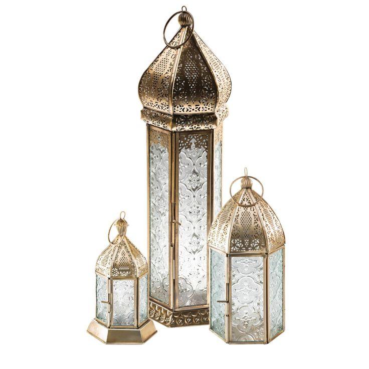 Ornate Moroccan Lantern