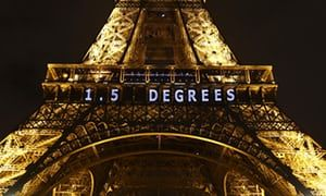 Ambitious 1.5C Paris climate target is still possible, new analysis shows   Environment   The Guardian