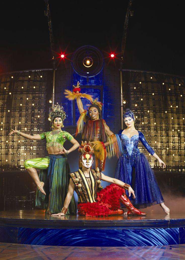 Review of Cirque du Soleil's Dralion