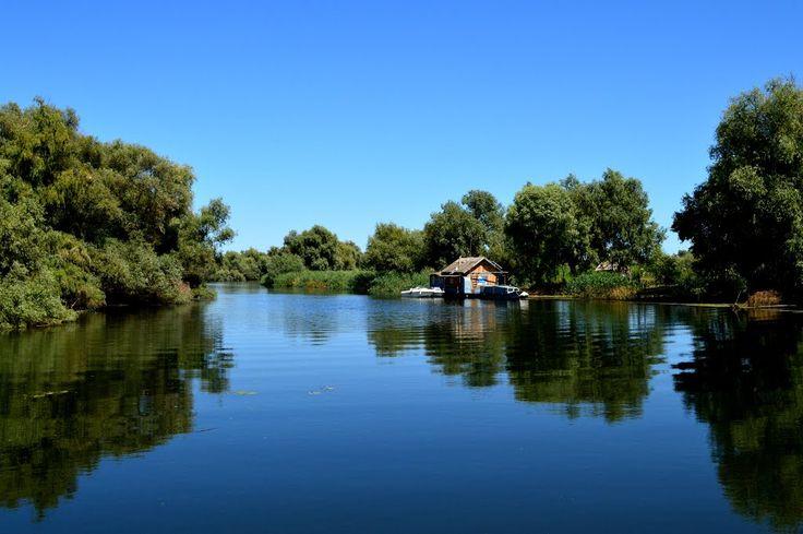Danube Delta-Delta Dunarii,Romania