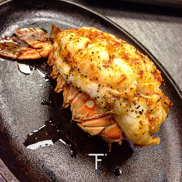 :: Pepper & Paprika Buttered Lobster Tail Drizzled W/ White #Truffle Oil :: #FlyFortune #chef #cheflife #seafood #miamifood #foodporn #foodlovers #lcb #truecooks #saltlife #instafood #seafoodlovers #truecooks #foodpic #food