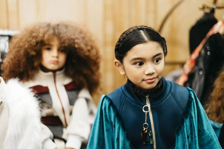 Gorgeous BTS moments captured by Linda McLean for Smudgetikka at Isossy Children's London Fashion Week show under House of Ikons on Saturday 18th February 2017 at The Millenium Hotel! http://www.smudgetikka.com/fashion/isossy-kids-catwalk-london-fashion-week/ www.alegremedia.co.uk #alegremedia