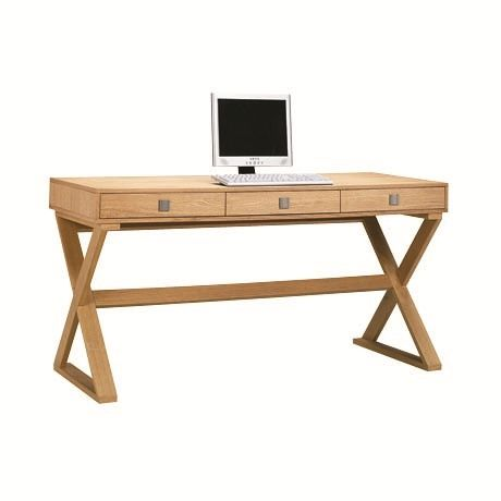Excelsior Writing Desk 150x60cm | Freedom Furniture and Homewares