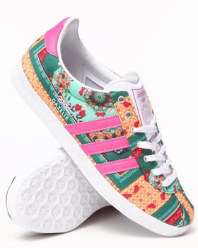 Buy Gazelle OG WC Farm W Sneakers Women's Footwear from Adidas. Find Adidas fashions & more at DrJays.com