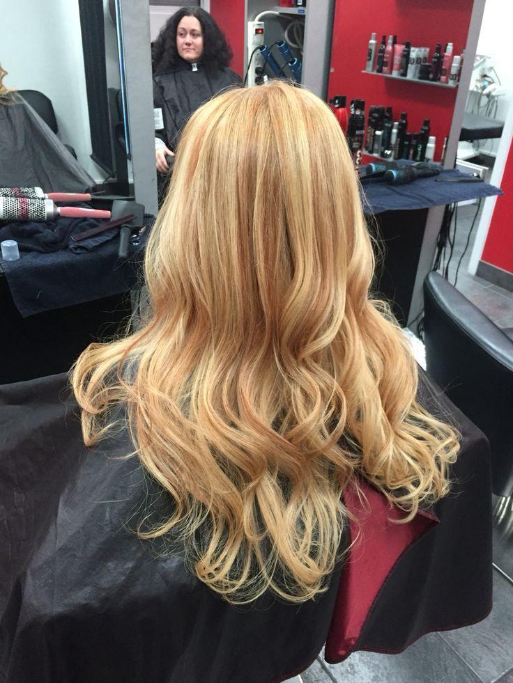 1000 Ideas About Golden Blonde Hair On Pinterest Blonde