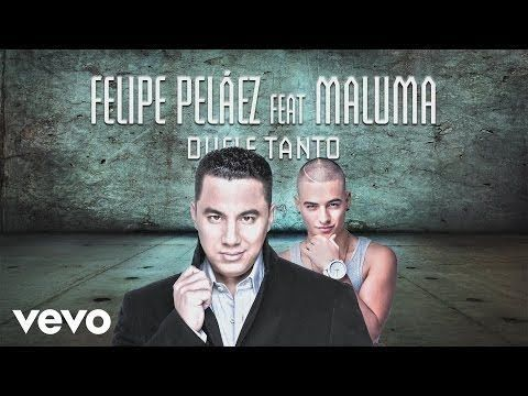 Vivo Pensando En Ti Felipe Peláez    ft  Maluma Letra Original!