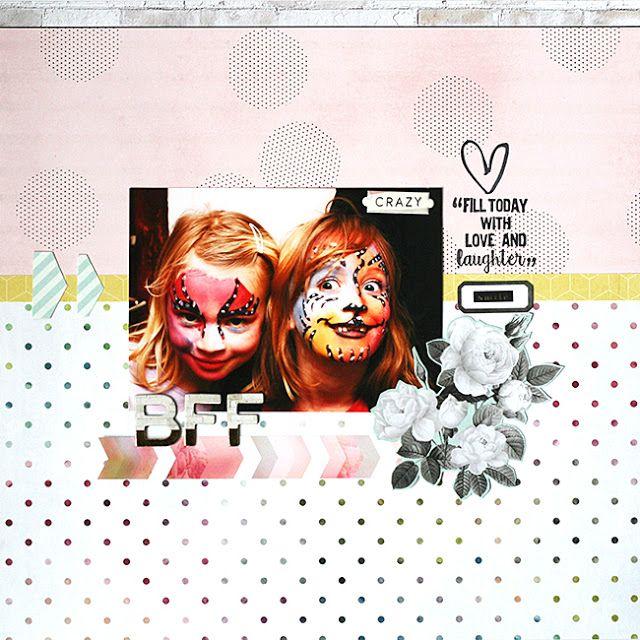mitt kreativa kaos#PinkPaislee  #Cestlavie #DESIGNinPAPERS #Mittkreativakaos