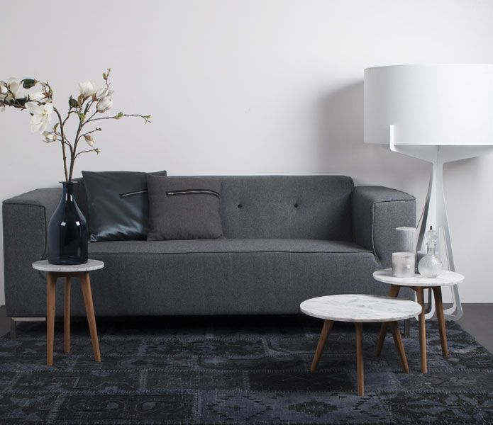 Zuiver salontafel White Stone | Tafels | FunDesign.nl
