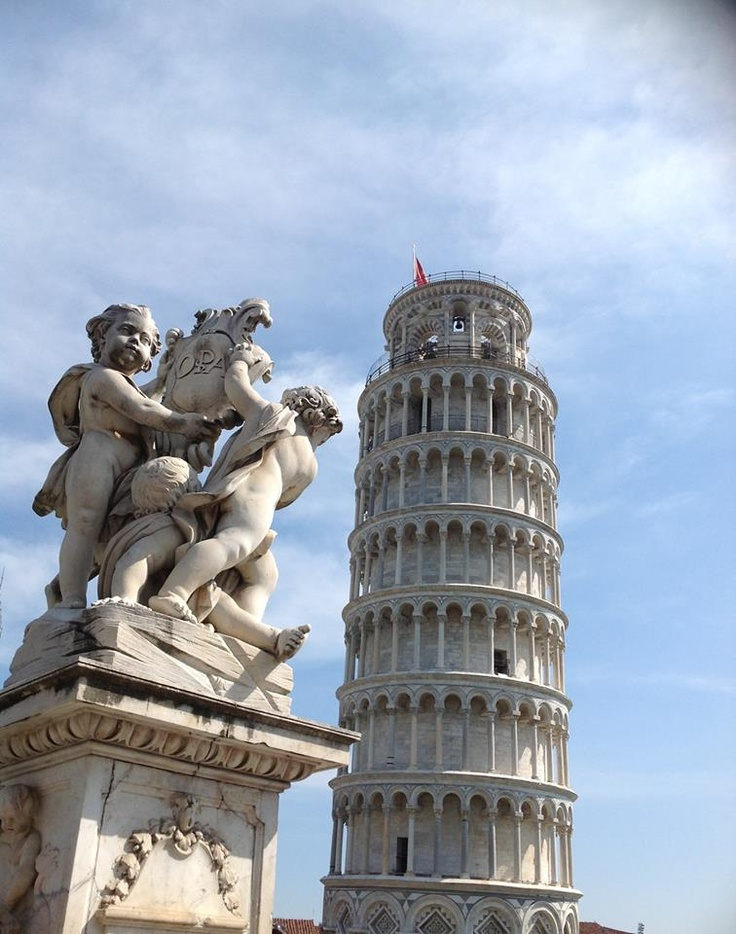 Torre Pendente, Piazza dei Miracoli, Pisa 08/06/2013 https://www.facebook.com/MyTourTuscanyExperts