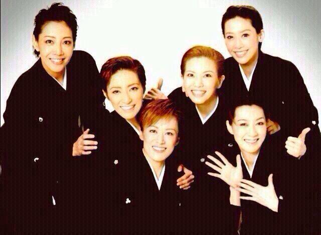 from left: yuzuki Reon, Todoroki Yu, Ranju Tomu, So Kazuho, Oki Kaname, and Ryu Masaki