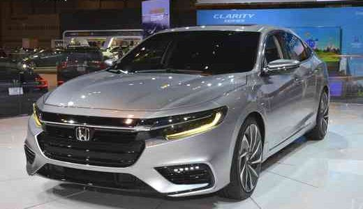 2020 Honda Accord Concept 2020 Honda Accord Sport 2020 Honda