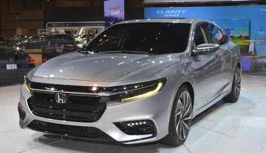 2020 Honda Accord Concept 2020 Honda Accord Sport 2020