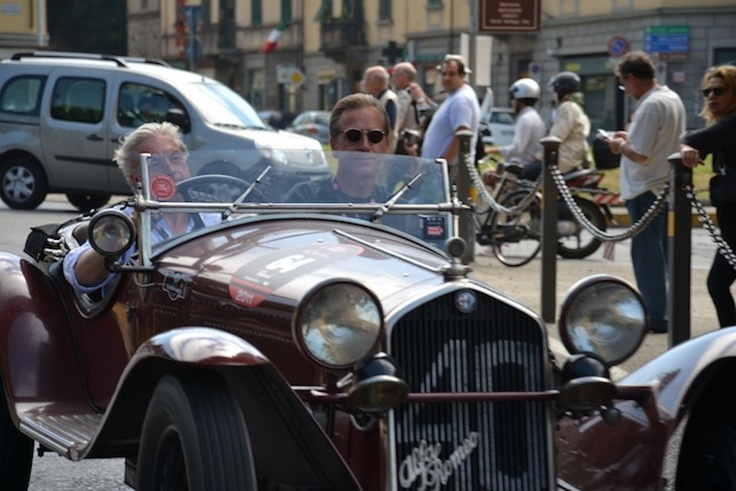 Mille Miglia, a legendary tradition