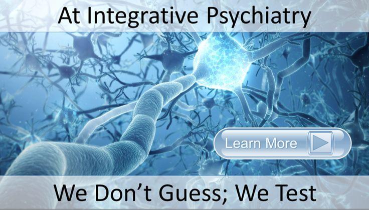 Neurotransmitter Testing, Dopamine Supplements, Serotonin Supplements & Psychiatric Consultations