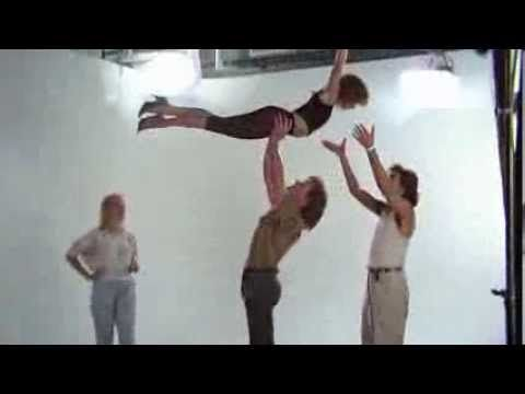 Jennifer Grey e Patrick Swayze -Teste de palco - YouTube