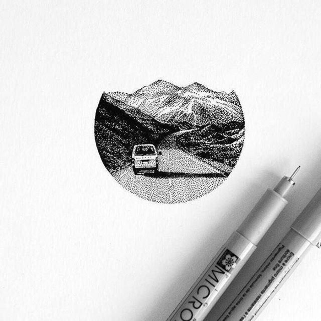 By @amanda_piejak   Submit your work via #thedesigntip