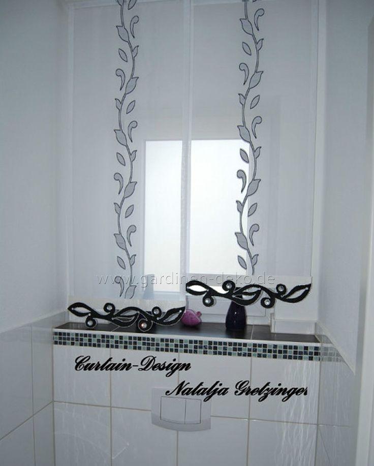 25+ parasta ideaa Pinterestissä Bad gardinen - vorhänge für badezimmer