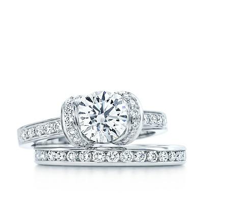 tiffany's wedding ring <3
