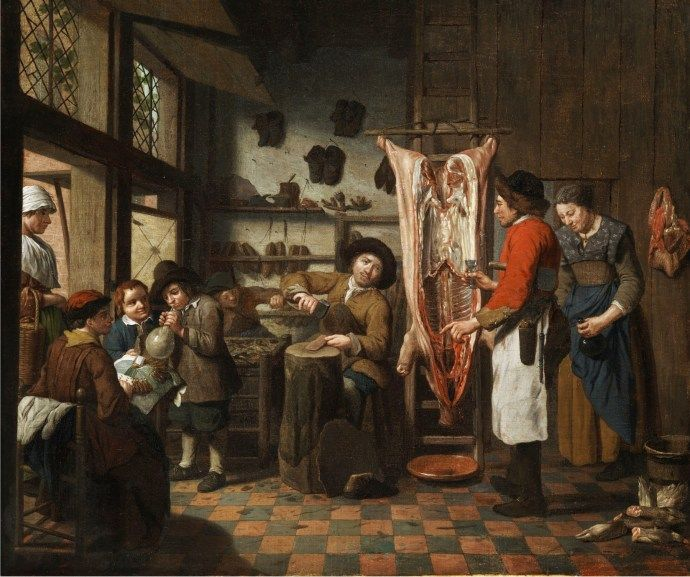 siftingthepast_workshop-with-shoemaker-butcher-lacemaker_jan-josef-i-horemans_.jpg (690×577)