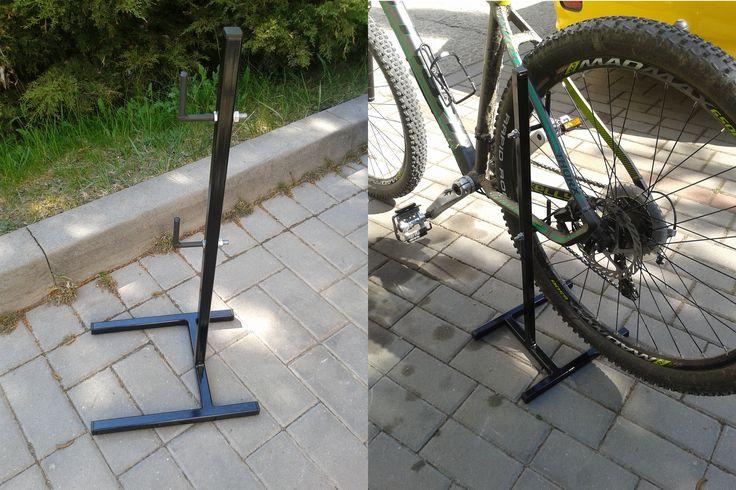Stojan na kolo / Bicycle stand; $20