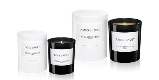 Ambre Nuit et Bois Brûlé, Collection Privée Christian Dior, 50 €