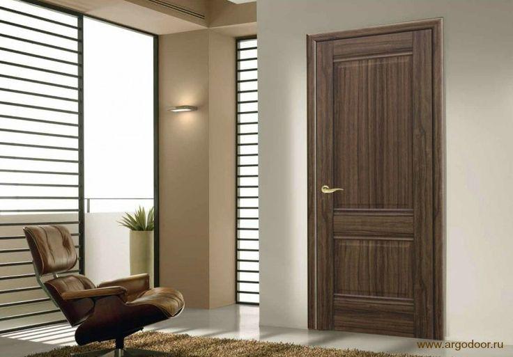 Межкомнатные двери профиль Дорс изготавливаются на основе LVL-бруса, наружная отделка выполнена из экошпона. Материал отличается безупречным качеством и полностью идентичен натуральной отделке