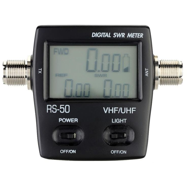 นำเสนอสินค้าดี<SP>Digital SWR Standing Wave Ratio Power Meter for HAM UHF/VHF USB Interface 125-525MHz 120W - intl++Digital SWR Standing Wave Ratio Power Meter for HAM UHF/VHF USB Interface 125-525MHz 120W - intl Forward/Reversed/VSWR ration in one push button. LED backlight display for easy reading. Powered by 2 * ...++