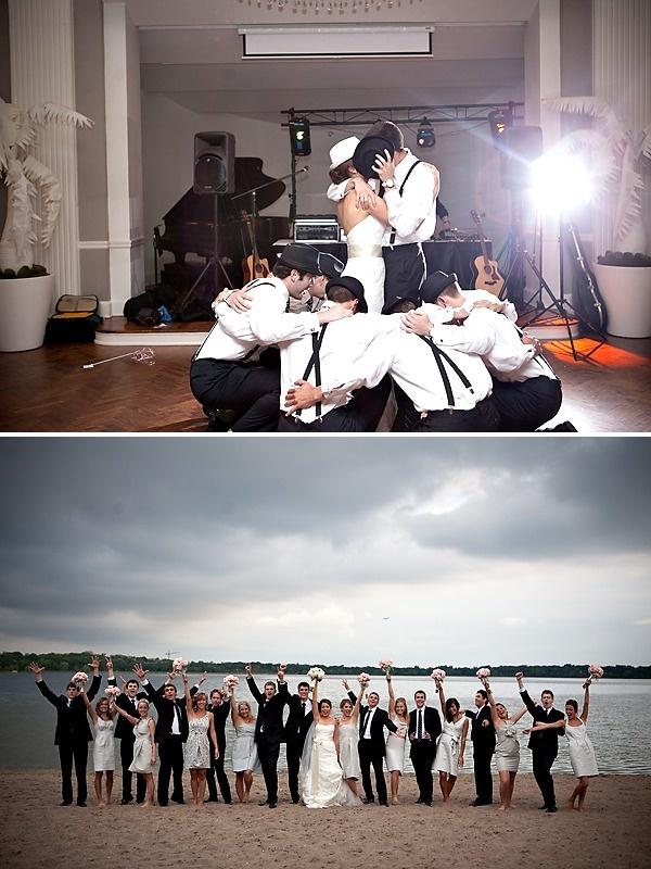 Minneapolis Lakeside Wedding From Cardgirl Invitations