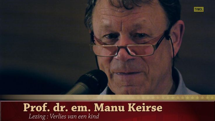 Verlies van een kind, Manu Keirse