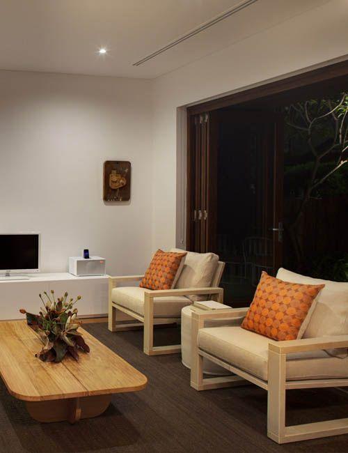 BONDI BEACH PAD | alwill  #livingroom #interiors #wood
