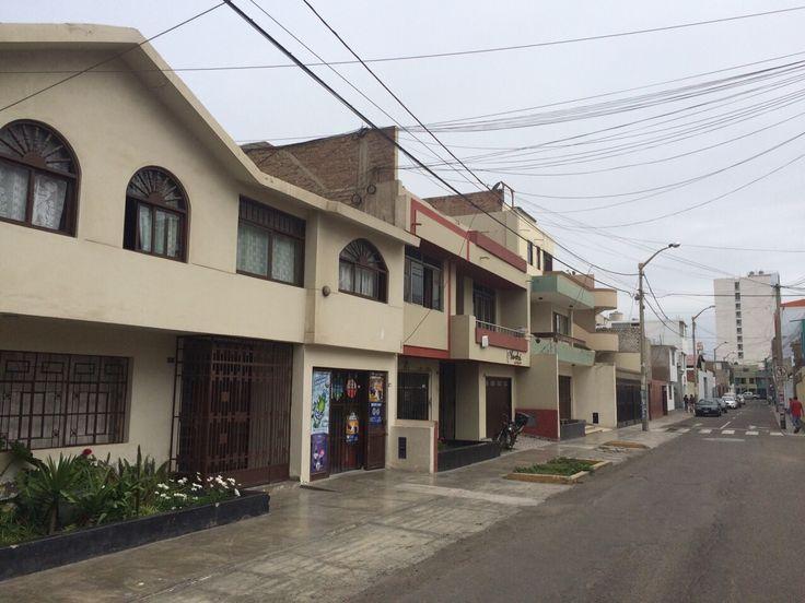 Cod.409 Casa ideal para proyectos inmobiliarios| Urb. California| AT 210m2 4DOR|2BA|AC260m2|US$365,000