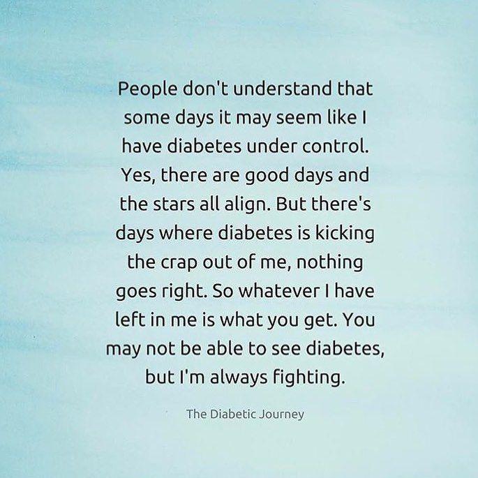 citas inspiradoras de diabetes tipo uno